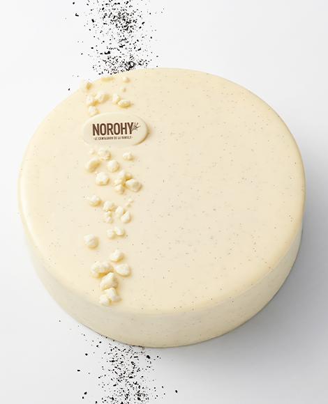 vanilla entremets Norohy