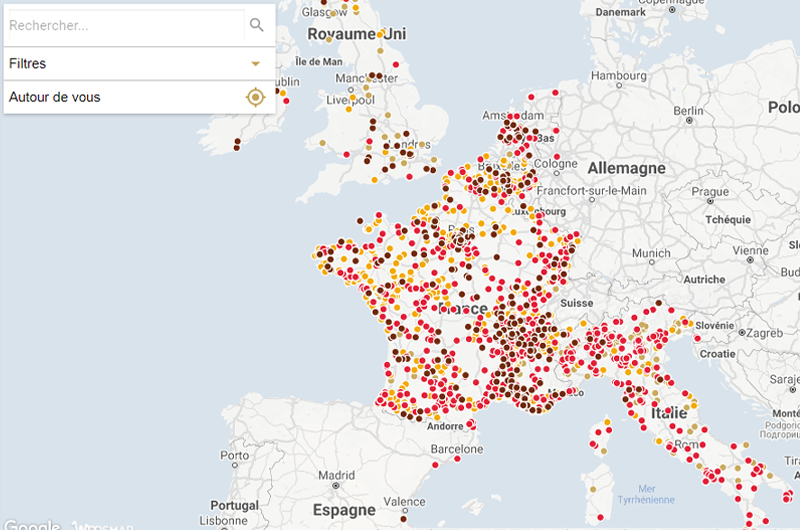 a-map Valrhona carte solidaire